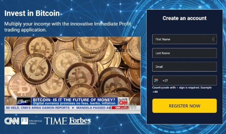 Bitcoin Billionaire Recensione|Truffa o legittima – Snipp Crypto